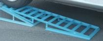 Verlängerungen für höhenverstellbare PKW-Auffahrrampen1 Paar